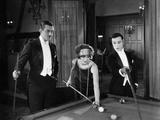 Sherlock Jr  Ward Crane  Kathryn McGuire  Buster Keaton  1924