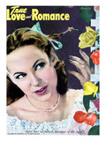True Love and Romance Vintage Magazine - August 1948 - Kodachrome