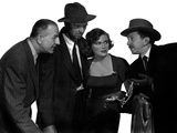 The Asphalt Jungle  Louis Calhern  Sterling Hayden  Jean Hagen  Sam Jaffe  1950