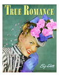 True Romance Vintage Magazine - May 1947  Print By Hesser - Hesser
