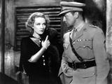 Shanghai Express  Marlene Dietrich  Clive Brook  1932
