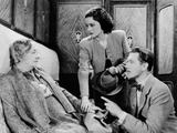 The Lady Vanishes  Dame May Whitty  Margaret Lockwood  Michael Redgrave  1938