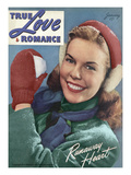 "True Love and Romance Vintage Magazine - January 1947 -""Runaway Heart"""