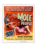 The Mole People  Hugh Beaumont  Cynthia Patrick  1956