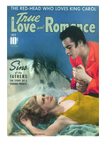 True Love and romance Vintage Magazine - July 1939 - Natural Color Cover