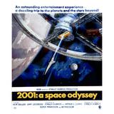 2001: A Space Odyssey  1968