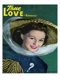 True Love and Romance Vintage Magazine -May 1945 -Kodachrome