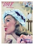 True Romance Vintage Magazine - April 1948 - Cover - Marie McDonald MGM Kodachrome