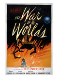 War Of The Worlds  Ann Robinson  Gene Barry  1953