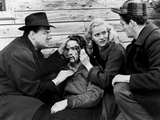 On The Waterfront  Karl Malden  Marlon Brando  Eva Marie Saint  1954