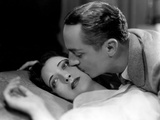 One Way Passage  Kay Francis  William Powell  1932  Kissing