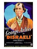Disraeli  George Arliss  1929