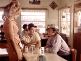 Five Easy Pieces  Karen Black  Billy &#39;Green&#39; Bush  Jack Nicholson  1970