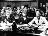 Adam&#39;s Rib  Spencer Tracy  David Wayne  Judy Holliday  Katharine Hepburn  1949