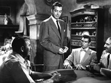 Kansas City Confidential  Preston Foster  John Payne  Lee Van Cleef  Mario Siletti  1952
