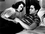 Jailhouse Rock  Judy Tyler  Elvis Presley  1957