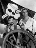 The Crimson Pirate  Nick Cravat  Burt Lancaster  1952