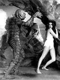 The Creature From The Black Lagoon  Ben Chapman  Julie Adams  1954