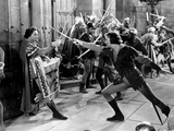 Adventures Of Robin Hood  Basil Rathbone  Errol Flynn  1938