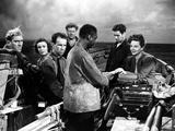 Lifeboat  Bendix  Anderson  Cronyn  Slezak  Lee  Hodiak  Bankhead  1944