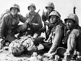 Sands Of Iwo Jima  Forrest Tucker  1949