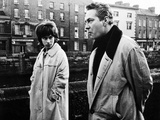 Girl With Green Eyes  Rita Tushingham  Peter Finch  1964