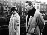 Girl With Green Eyes  Rita Tushingham  Peter Finch  1964