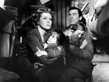 Mrs Miniver  Greer Garson  Christopher Severn  Walter Pidgeon  Claire Sandars  1942