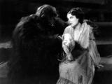 Murders In The Rue Morgue  Charles Gemora  Sidney Fox  1932