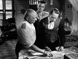 Five Graves To Cairo  Erich Von Stroheim  Peter Van Eyck  Franchot Tone  1943