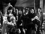Hamlet  Eileen Herlie  Laurence Olivier  Basil Sydney  1948