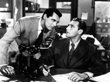 His Girl Friday  Cary Grant  Ralph Bellamy  1940