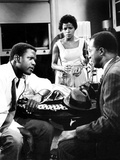 A Raisin In The Sun  Sidney Poitier  Ruby Dee  Louis Gossett Jr  1961