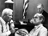 Inherit The Wind  Spencer Tracy  Harry Morgan  Fredric March  1960