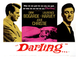 Darling  Dirk Bogarde  Julie Christie  Laurence Harvey  1965