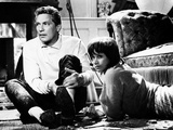 Girl With Green Eyes  Peter Finch  Rita Tushingham  1964