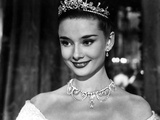 Roman Holiday  Audrey Hepburn  1953