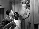 The Palm Beach Story  Rudy Vallee  Charles R Moore  Claudette Colbert  1942