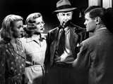 Crossfire  Gloria Grahame  Jacqueline White  Robert Young  Paul Kelly  1947