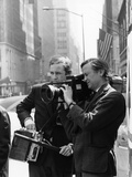 Salesman  Directors David Maysles  Albert Maysles On Set  1968