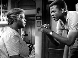 A Raisin In The Sun  Claudia McNeil  Sidney Poitier  1961