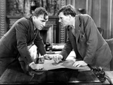 American Madness  Pat O'Brien  Walter Huston  1932