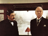 Murder On The Orient Express  Albert Finney  John Gielgud  1974