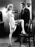 Elmer Gantry  Shirley Jones  Burt Lancaster  1960