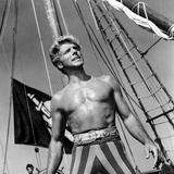 The Crimson Pirate  Burt Lancaster  1952