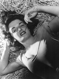 The Outlaw  Jane Russell  1943  Photo By George Hurrell