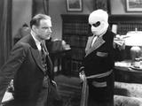 The Invisible Man  William Harrigan  Claude Rains  1933