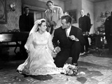 The Quiet Man  Maureen O'Hara  Victor McLaglen  John Wayne  Ward Bond  Barry Fitzgerald  1952
