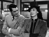 His Girl Friday  Cary Grant  Rosalind Russell  1940