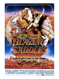 Blazing Saddles  Mel Brooks  Cleavon Little  1974